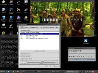 MPlayer GUI on Windows XP
