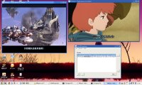 MPlayer on a widescreen display